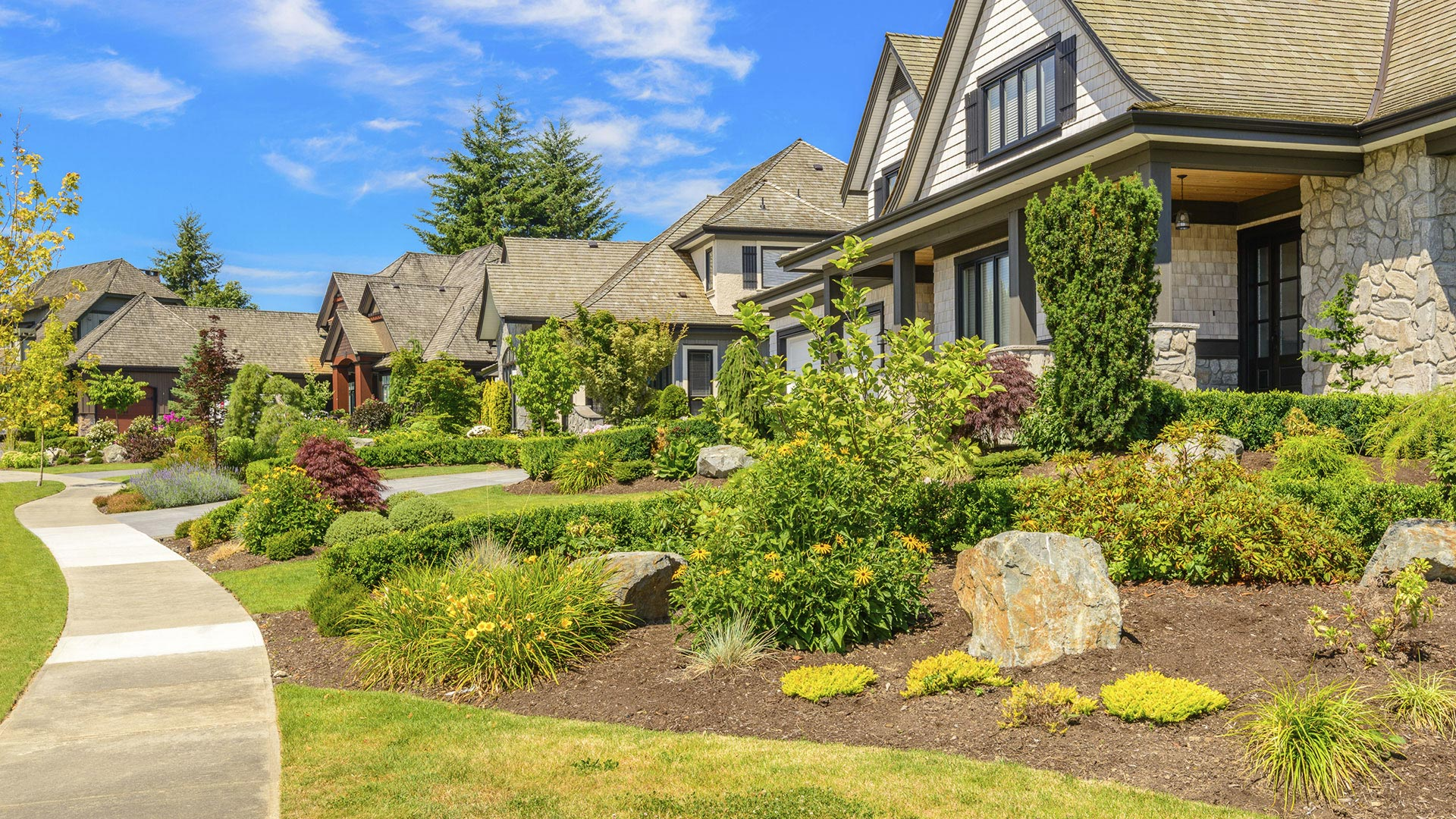 Sibrian Landscaping Commercial Property Maintenance, Commercial Landscaping and Commercial Garden Design slide 2